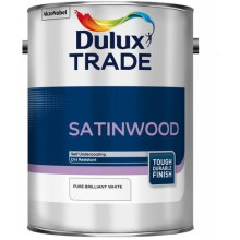 Dulux Trade Satinwood Mixed Light Base 5ltr