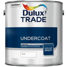 Dulux Trade Undercoat Mixed Medium Base 2.5ltr
