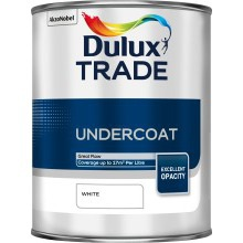 Dulux Trade Undercoat White 1ltr