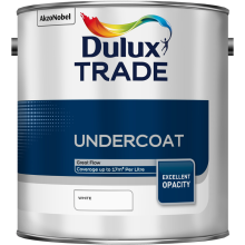 Dulux Trade Undercoat White 2.5ltr