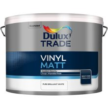 Dulux Trade Vinyl Matt Pure Brilliant White (2011)