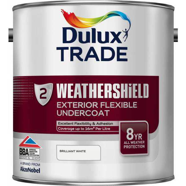 Dulux Trade W/S Ext.Undercoat Deep Base 2.5ltr