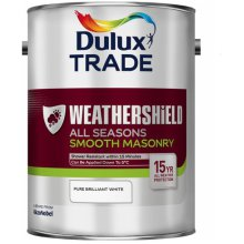 Dulux Trade W/S Mas-Smth Mixed Medium Base 5ltr