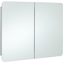 Duo Double Cabinet and Mirror Doors 660x800x120mm