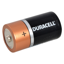 Duracell Batteries C Pack/2 MISBATC