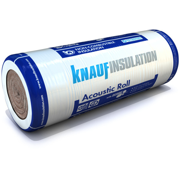 Earthwool Acoustic Insulation Roll 75mm