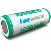 Earthwool FrameTherm 32 Insulation Roll 90mm