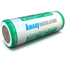 Earthwool FrameTherm 35 Insulation Roll 140mm