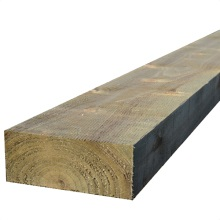 Easi 15 Incised Green Treated Timber Sleeper 125 x 250 x 2400mm
