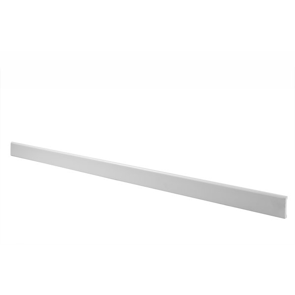 Eavemaster Cloaking Profile White 30 x 2500mm