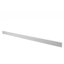 Eavemaster Cloaking Profile White 45 x 5000mm