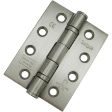 Eclipse 102 x 76 x 3mm S/S Sat B/B Hinge