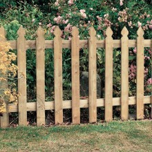 Elite Palisade Picket Fence
