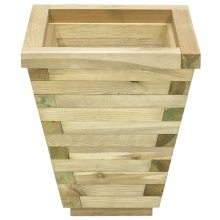 Elite Tapered Planter 455x400x400mm