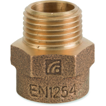 End Feed 15x1/2 Straight Connector CxFI