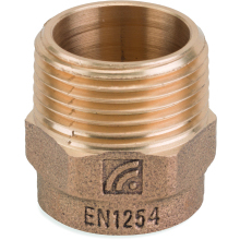 End Feed 15x1/2 Straight Connector CxMI