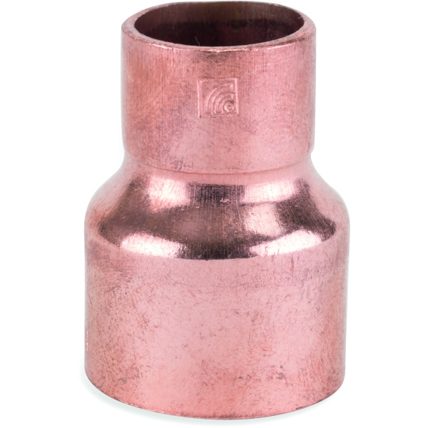 End Feed 22x15mm Reducing Coupler CxC