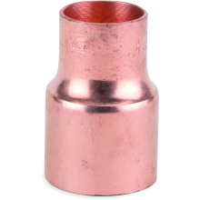 End Feed 28x22mm Fitting Reducer