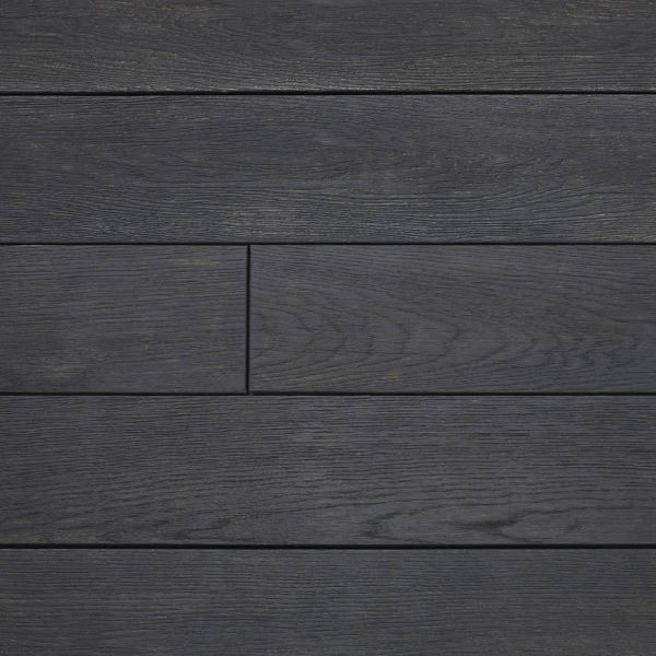 Enhanced Grain Decking Board Charred Oak 176x3600x32