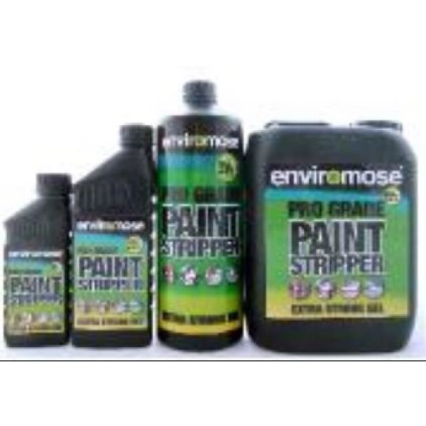 Water soluable paint stripper