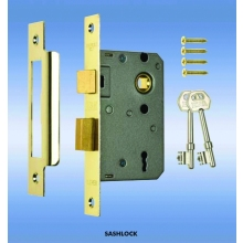 ERA 3 Lever Mortice Sashlock 2.1/2IN