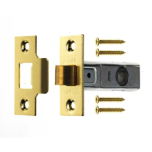 ERA Tubular Latch 2.1/2IN Satin
