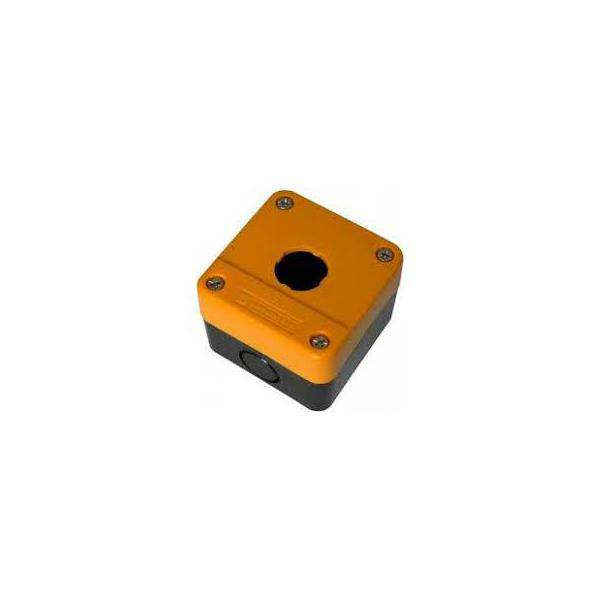 Europa CRC1PY Push Button STATION 1 POS YELLOW CP