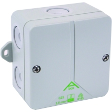 Europa JBAB025 Junction Box 80x80x52mm
