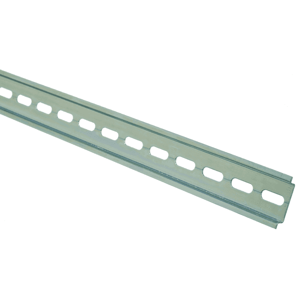 Europa STBDR1M 35mm Slotted Top Hat Rail 1M