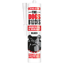 Evostik The Dogs B*ll*cks Sealant Black 290ml