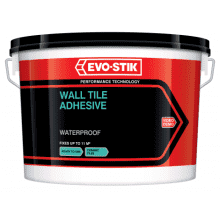 Evo-Stik Tile Wall Adhesive Waterproof Extra Large