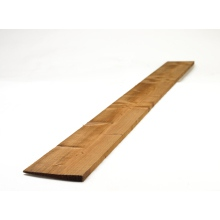 Featheredge Board Green 22x125mm x1.8m