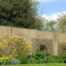 Featheredge Weston Fence Panel