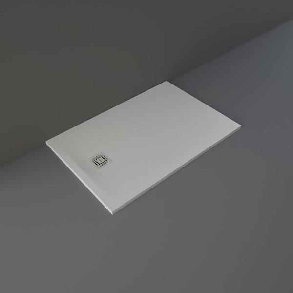 Feeling Shower Tray solid Grey 80x120
