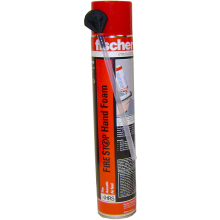 Fischer 750ml Fire Retardant Foam Hand