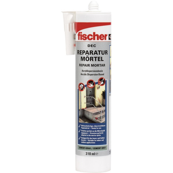 Fischer Express Cement Grey 310ml