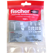 Fischer Sanitary Fixing WBP1 RES 1B