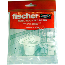 Fischer Sanitary Fixing WD 8x100 RES 1B