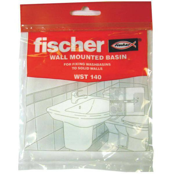Fischer Sanitary Fixing WST140 RES 1B