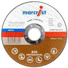 Flat Metal Cutting Disc 850 115x3.0x22.2mm