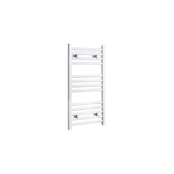 Flat Towel Rail 1150mm x 500mm White