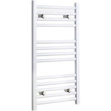 Flat White Towel Rail 700mm x 450mm