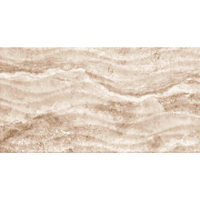 Flavia Beige Olas Wave Smooth Wall Tile 600 x 316 x 10.5mm