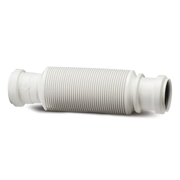 Flexible Self Sealing Valve White 40mm