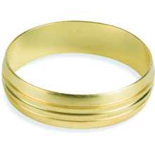 Flowflex 15mm Compression Ring Olive Brass