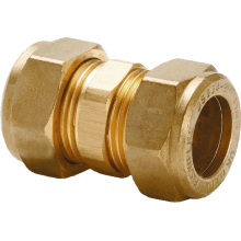 Flowflex 22x15mm DZR Reducing Coupler L901DR.20