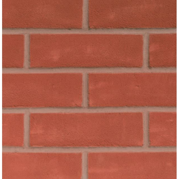 Forterra 65mm Atherstone Red Multi Brick Buildbase
