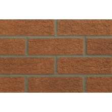 Forterra 65mm Braemar Red Rustic Brick