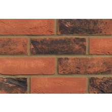 Forterra 65mm Chelsea Smoked Red Brick