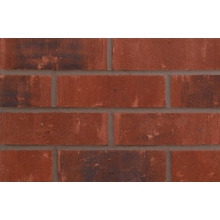 Forterra 65mm Lindum Cottage Red Multi Brick